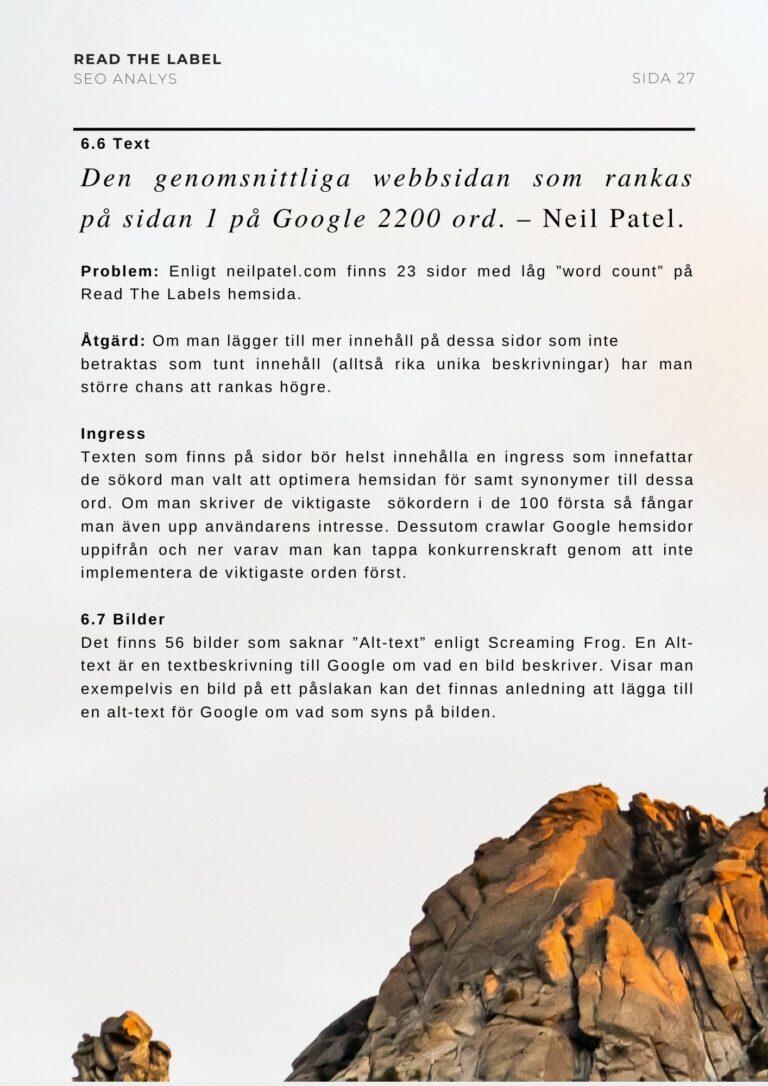 Kort Rock Synonym